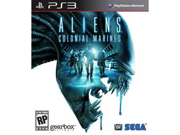 Aliens Colonial Marine PS3