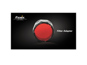 Filter Adapter L and P Series Red