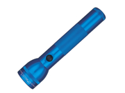 Maglite 2 Cell D Blue Flashlight Boxed