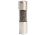 Chef 's Secret  Stainless Steel Pepper or Salt Grinder
