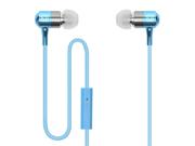 Incipio f08 Blue Hi-Fi Stereo Earbuds NX-114