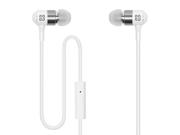 Incipio f08 White Hi-Fi Stereo Earbuds NX-111