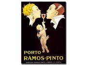 Porto Ramos Pinto by Rene Vincent - 35 x 47