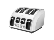 Avante Icon 4 Slice Toaster