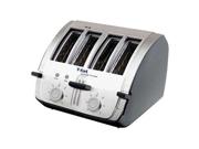 Avante 4 Slice Deluxe Toaster