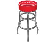 Coca Cola Vintage Pub Stool