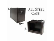 Slimline Drop Box with Mounting Shield includes Locks
