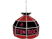 Houston Rockets NBA 16 inch Tiffany Lamp