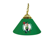 Boston Celtics NBA Single Shade Bar Lamp - 14 inch