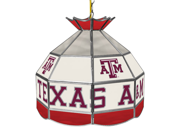 Texas A&M University Stained Glass Tiffany Lamp - 16 Inch