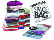 As Seen on TV Original SPACE BAG Vacuum-Seal Storage (Large)