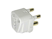 Travel Smart Grounded Adapter Plug - North/South America, Japan (also for European appliances used in U.S.)