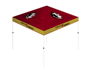 Florida State Seminoles Gazebo Tent Canopy - 10' x 10' Feet