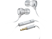 Plantronics BackBeat 216 3.5mm Stereo Headset with Mic - White