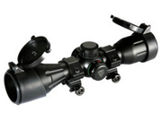 Crossbow 4x32 Pro 5 Step Lighted Scope