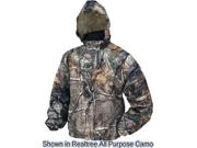 Camo Pro Action Rain Jacket Realtree Xtra Large