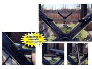 HME Ground Blind Easy Aim Gun Rest