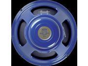 Blue 12 Inch 15W 16 Ohm Full Range Guitar Speaker