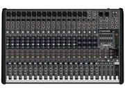 Mackie ProFX22 Pro 22 Ch. 4-Bus Mixer W/ FX & USB PA or Recording Mixer with Computer IO