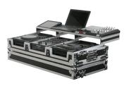 Odyssey FZGSP10CDJW Remixer Glide Style Dj Coffi Table Top10 Inch DJ Mixer Coffin