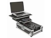 Odyssey FZGS10MIX Glide Laptop 10In Mixer Case Single DJ Mixer Case