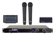 Vocopro IR9000 Wireless Infared Handhld Mic System UHF Handheld Wireless Mic System