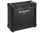 Behringer GM108 Modeling 15W Guitar Amp 8In Spk Electric Guitar Combo Amp