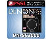 Denon DN-SC2000 Single 2 Deck MIDI DJ Controller DJ Computer Control Surface
