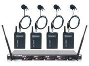 Vocopro UL580 NuVoice Uhf Wireless Lavalier System - New
