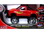 New Bright Remote Control Dodge RAM 1:16 Scale w/Simple Function RC