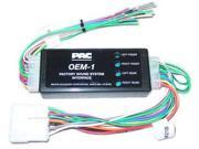 Pac OEM-1 Vehicle-specific Premium Sound System Interface