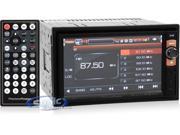 "Precision Power PVI.265BiIn-Dash 6.5"" Touchscreen DVD/MP3/CD/SD/USB Car Stereo Receiver w/ Bluetooth"