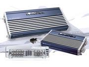Soundstream RUB4.500 500 Watts RMS 4-Channel Rubicon Series A/B Class Amplifier