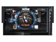 Soundstream SNX731 7-Inch Detachable Navigation