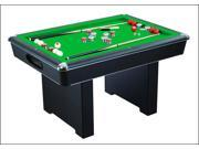 Renegade Slate Bumper Pool Game Table By Carmelli