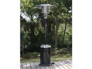 Fire Sense Commercial Grade Patio Heater - Hammer Tone Bronze