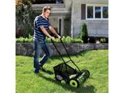 Snow Joe 20 Inch Manual Reel Mower With Catcher
