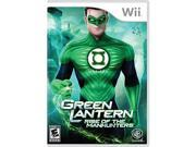 Green Lantern - Rise of the Manhunters Nintendo WII New