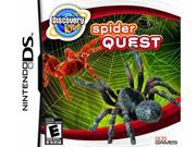 Discovery Kids - Spider Quest DS New