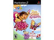 Dora the Explorer - Dora Saves the Crystal Kingdom Playstation2 New
