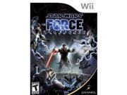 Star Wars - The Force Unleashed Nintendo WII New