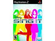 Disney - Sing It Playstation2 New