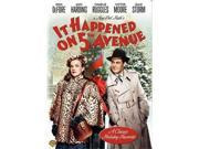 It Happened on 5th Avenue DVD New