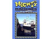 Mighty Machines - At the Harbour DVD New