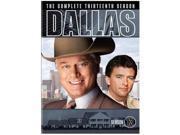 Dallas: The Complete Thirteenth Season (DVD / FS / NTSC) Larry Hagman, Patrick Duffy, Barbara Bel Geddes, George Kennedy, Howard Keel