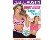 Denise Austin - Body Burn with Dance and Pilates DVD New