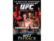 Ultimate Fighting Championship (UFC) 48 - Payback DVD New