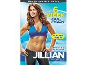 Jillian Michaels - 6 Week Six-Pack DVD New