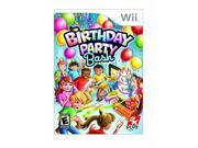 Birthday Party Bash Nintendo WII New