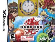 Bakugan Battle Brawlers Collector's Edition with NAGA Collector Bakugan Ball DS New